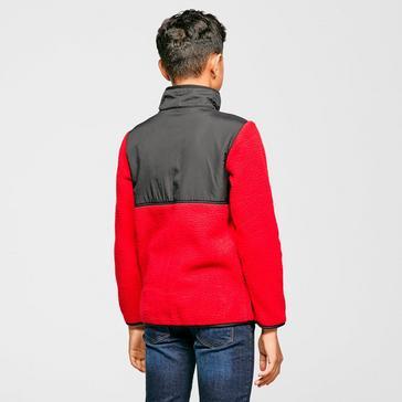 Red Regatta Kids' Myles Full-Zip Fleece