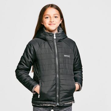 Black Regatta Kids' Spyra Insulated Jacket