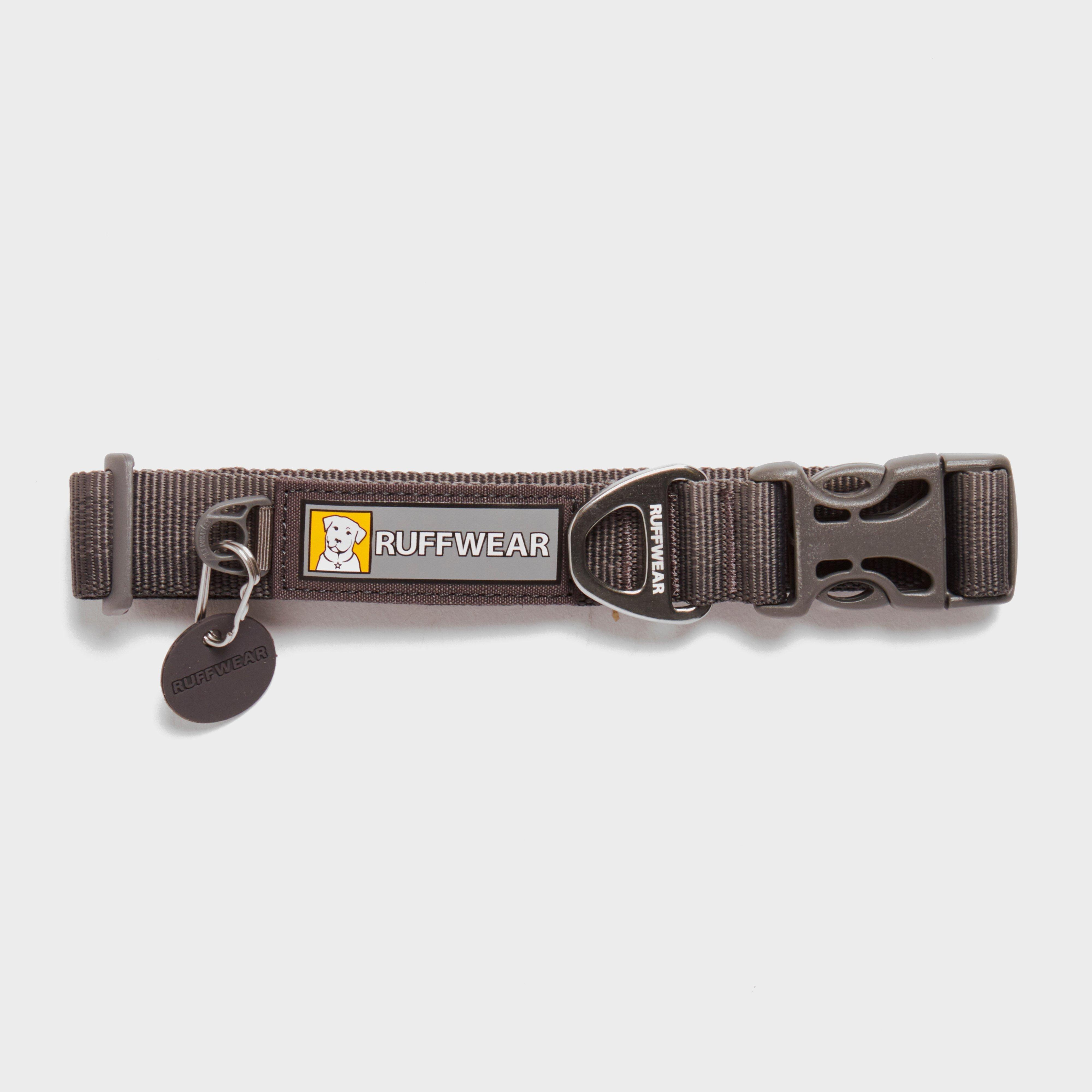 Image of Ruffwear Front Range Dog Collar - Grey/Dgy, Grey/DGY