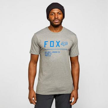 Grey Fox Men's Non Stop Premium Short Sleeve T-Shirt