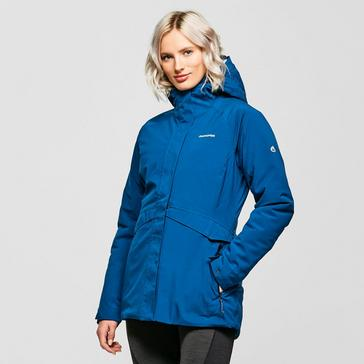 Blue Craghoppers Women's Caldbeck Thermic Jacket
