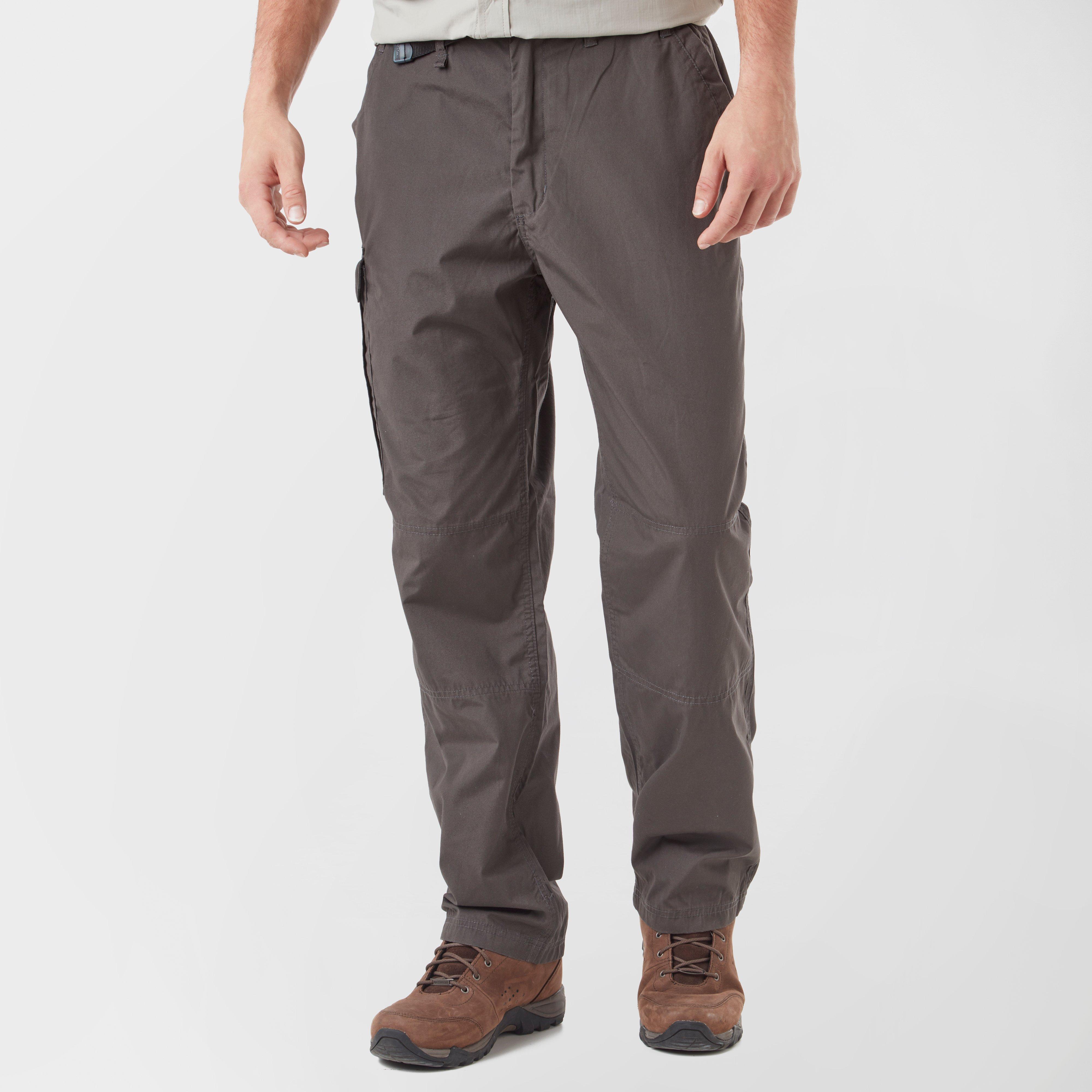Craghoppers Men's Kiwi Classic Trousers - Brown/Brown, Brown
