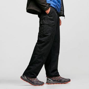 Black Craghoppers Men's Kiwi Classic Trousers