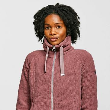 Pink Regatta Women's Zaylee Full-Zip Fleece