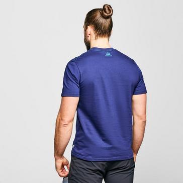 Blue Mountain Equipment Men's Geo Peak T-Shirt