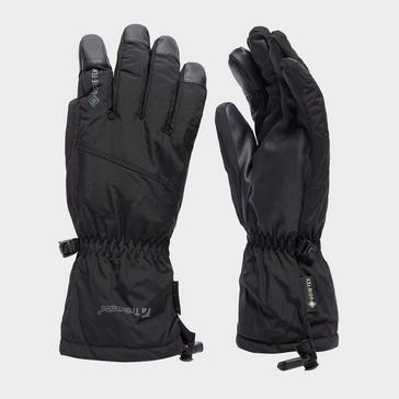 BLACK Trekmates Men's Chamonix GORE-TEX ® Gloves