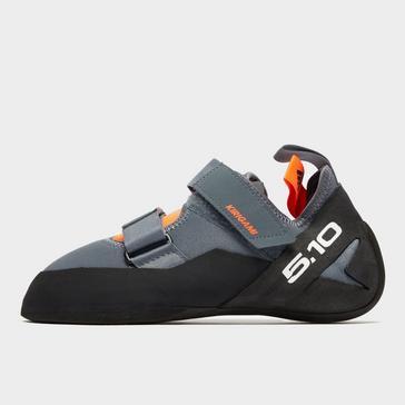 GREY adidas Five Ten Five Ten Kirigami Climbing Shoes