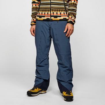 Navy Salomon Men's Untracked Ski Pants