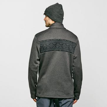 Grey Dare 2B Men's Inclose Full Zip Fleece