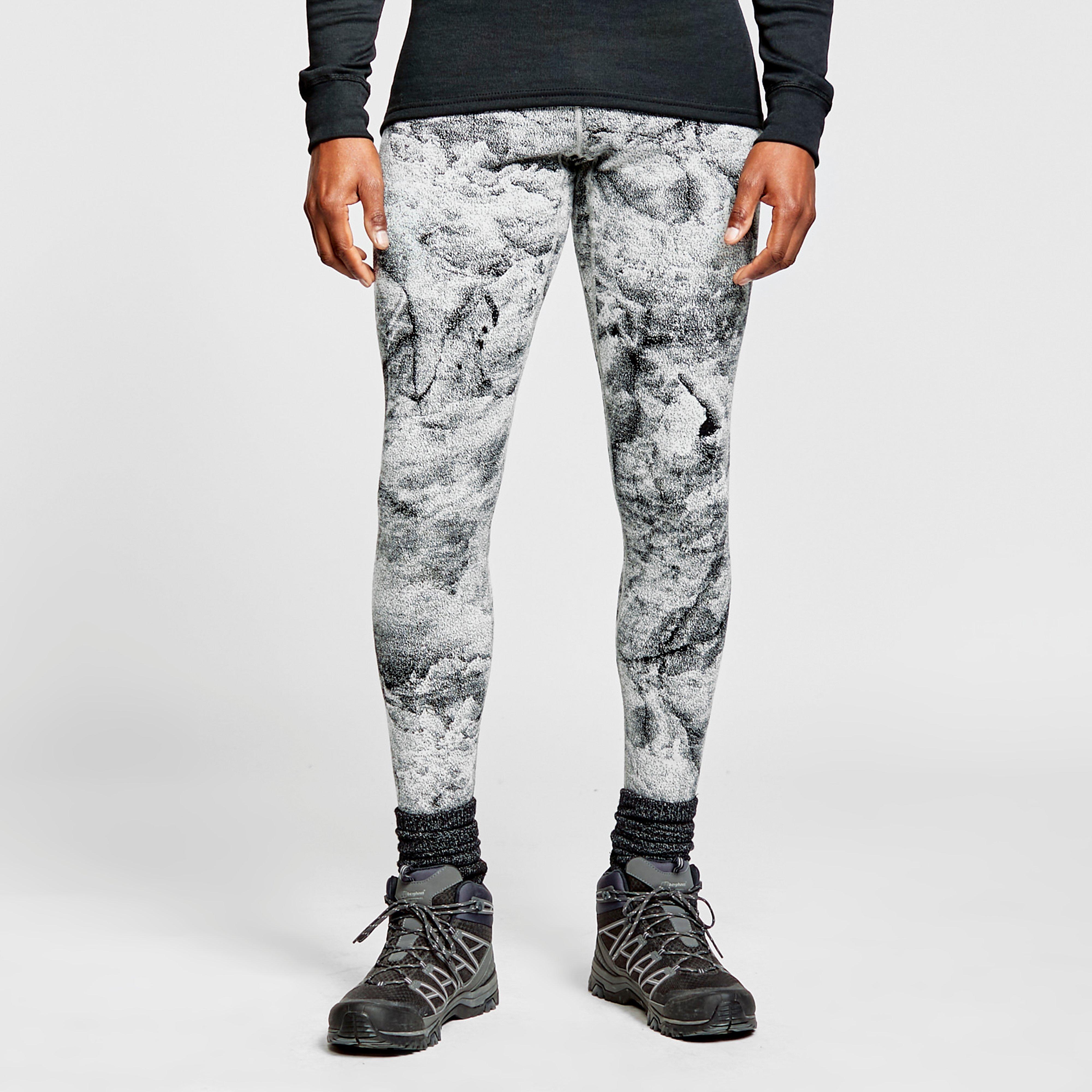 Image of Icebreaker Men's Merino 250 Vertex Baselayer Pant - Camo/White, Camo/White