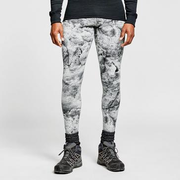 Camouflage Icebreaker Men's Merino 250 Vertex Baselayer Pant