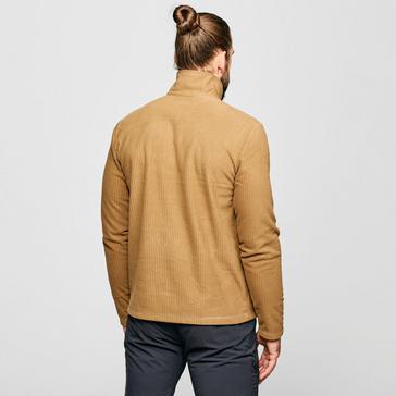 Brown Regatta Men's Elgrid Half Zip Fleece