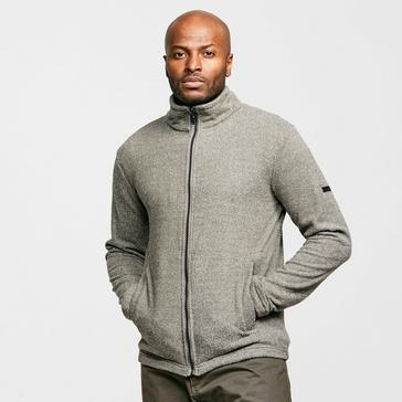 Grey Regatta Men's Esdras Full-Zip Fleece