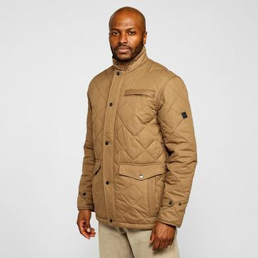 Brown Regatta Men's Locke Quilted Jacket