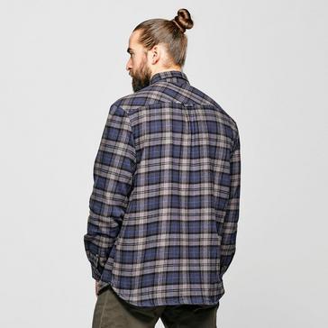 Grey Regatta Men's Tavior Fleece Lined Shirt