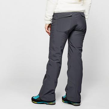 Grey Salomon Women's Edge Ski Pants