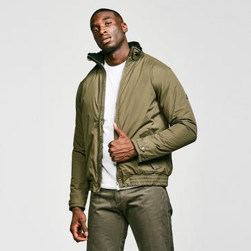 khaki Regatta Men's Rayan Insulated Jacket