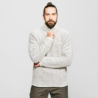 Men's Stern Eco Quarter-Zip Macaroni Sweater
