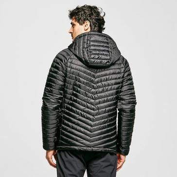 Black Craghoppers Men's Linex Hooded Insulated Jacket