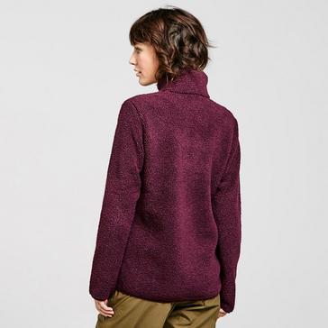 Purple North Ridge Women's Emlin Fleece
