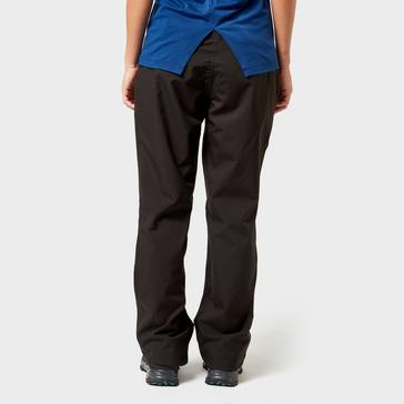BLACK Craghoppers Women's Airedale Waterproof Trousers