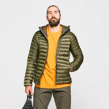 Green Montane Men's Featherlite Down Jacket