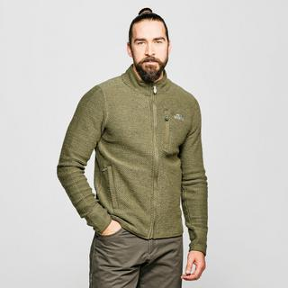 Men's Transom Full Zip Eco Macaroni Fleece