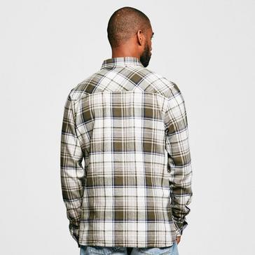 Multi Weird Fish Men's Sedona Long Sleeved Shirt
