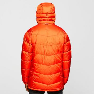 Orange Montane Men's Resolute Down Jacket