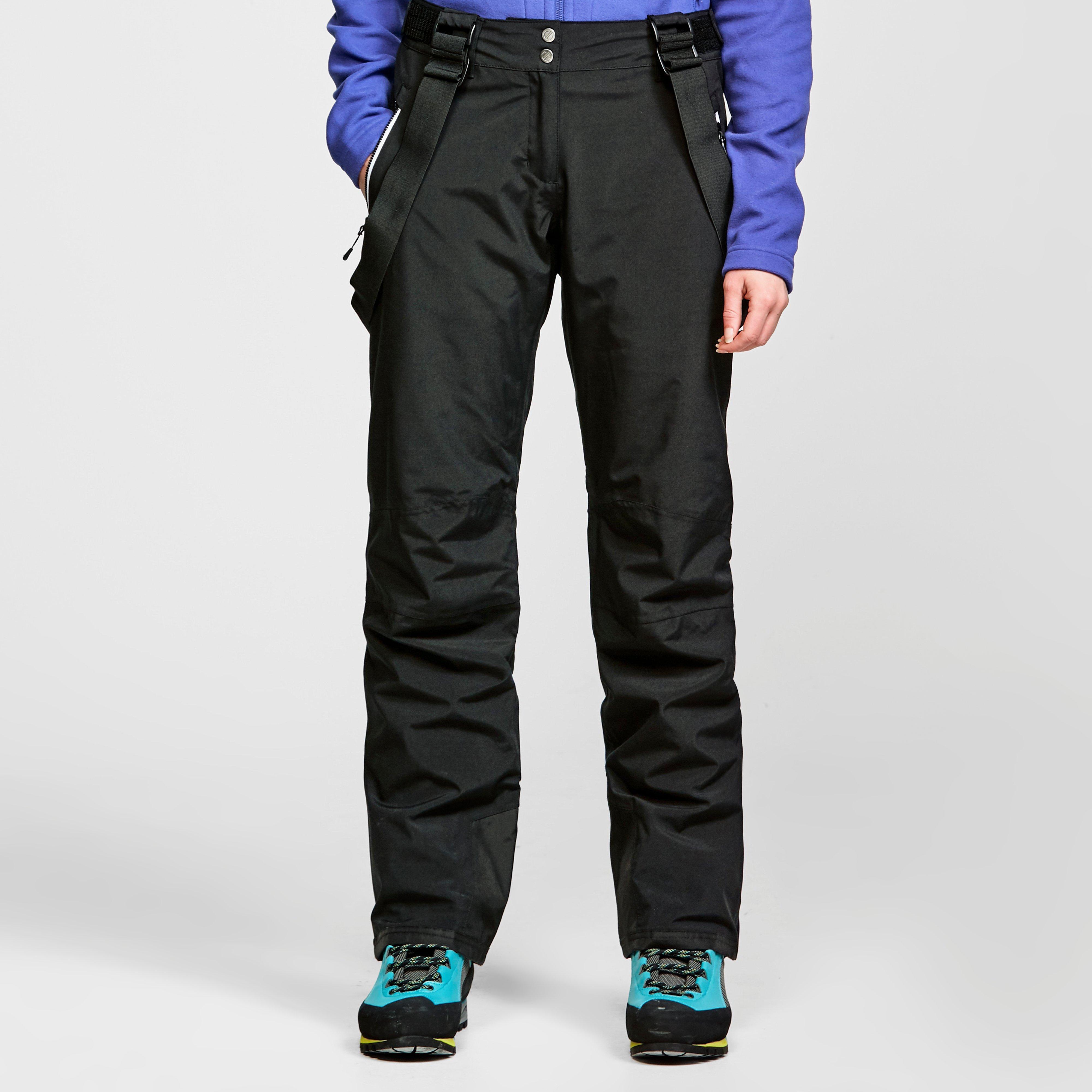 Dare 2B Women's Effused Ski Pants - Black, Black