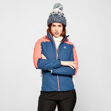Blue Dare 2B Women's Radiate Ski Jacket