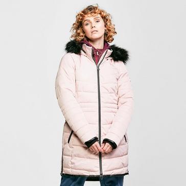 pink Dare 2B Women's Striking Ski Jacket