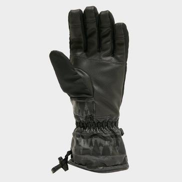 Black Protest Men's Carlo Gloves