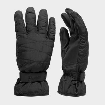 Black Protest Women's Fingest Gloves