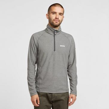 Grey Regatta Men's Montes Half Zip Fleece