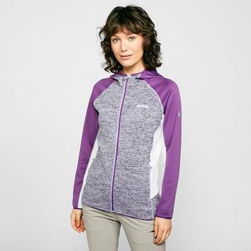 Purple Regatta Women's Walbury Hoodie
