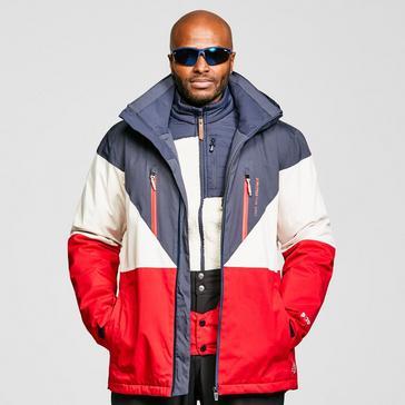 Multi Protest Men's Blake Ski Jacket