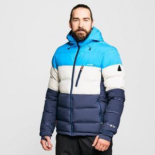 Men's Blur Puffer Ski Jacket
