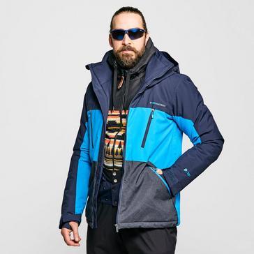 Blue Protest Men's Ultra Ski Jacket