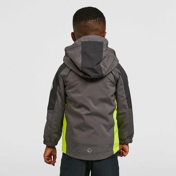 Grey Regatta Kids' Hydrate 3-in-1 Jacket