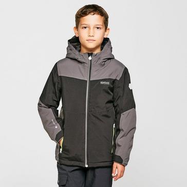 Black Regatta Kids' Highton Insulated Jacket