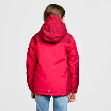 pink Regatta Kids' Highton Insulated Jacket