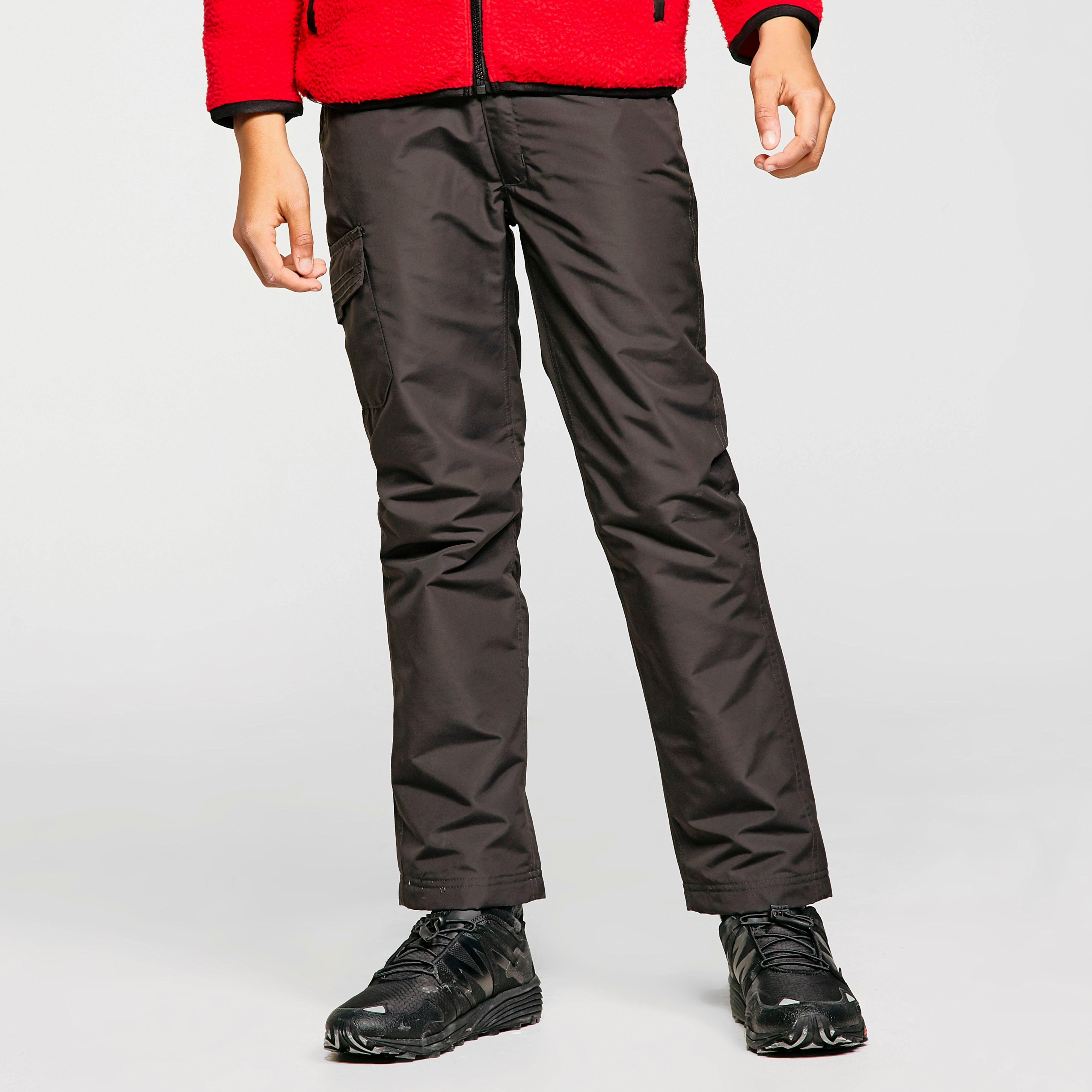 Regatta Kids' Line Sorcer Trousers - Grey/Grey, Grey