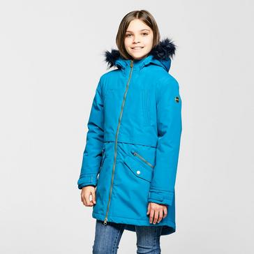 Blue Regatta Kid's Waterproof Hornia Parka
