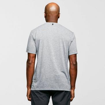 Grey Jack Wolfskin Men's World T-Shirt