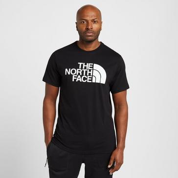 Black The North Face Men's Half Dome T-Shirt