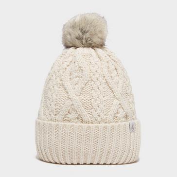 Beige Heat Holders Women's Solna Hat
