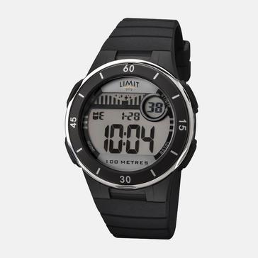 Black Limit Active Digital Sports Watch