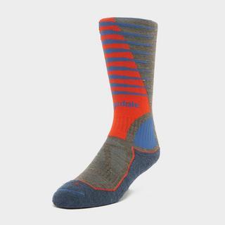 Men's Mid-weight Merino Wool Ski Socks