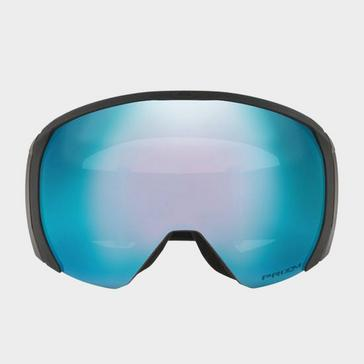 Black Oakley Men's Flight Path Goggles Extra Large